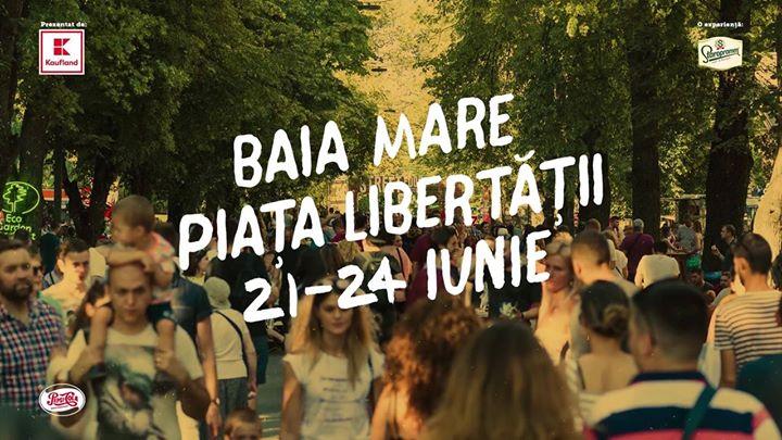 Street food festival Baia Mare